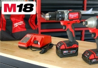 Milwaukee M18 Battery Platform